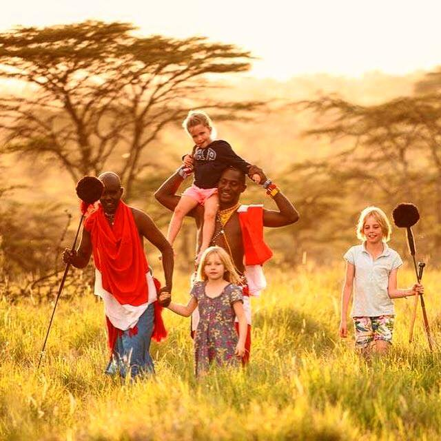 FUN-FILLED FAMILY ADVENTURE SAFARIS TO AFRICA WITH ORIGINS SAFARIS