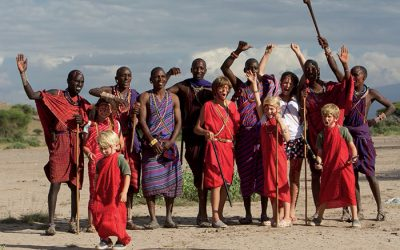 MULTI-GENERATIONAL TRAVEL WITH ORIGINS SAFARIS