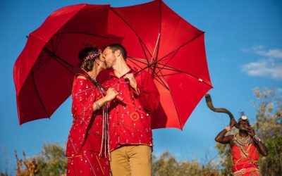 LOVE IS IN THE AIR WITH ORIGINS SAFARIS